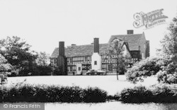 Gawsworth, Hall c.1960