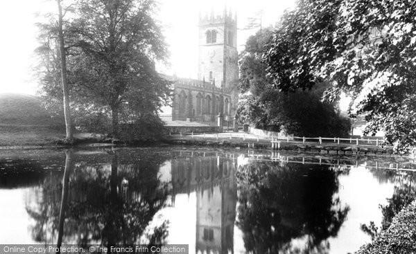 Gawsworth, Church 1897