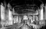 Gawsworth, the Church 1898