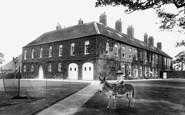 Gawsworth, the New Hall 1898