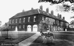 Gawsworth, The New Hall 1898