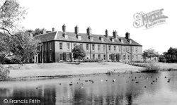 Gawsworth, The New Hall c.1960