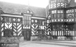 Gawsworth, The Old Rectory c.1935