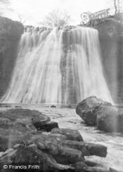 Gayle, Aysgill Force c.1932