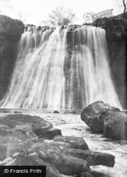 Gayle, Aysgill Force c.1935