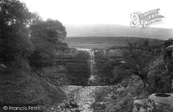 Hell Ghyll, Aysgill Fall 1911, Gayle