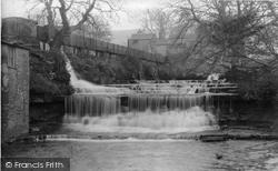 Gayle, Mill Falls c.1935