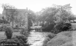 Gayle, Mill Force c.1950