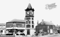 Gaywood, The Clock Tower c.1965