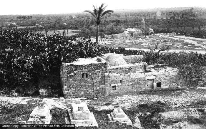 Photo of Gaza, Samson's Gate 1858