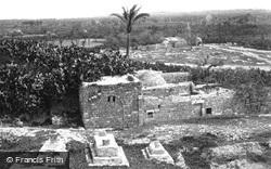 Gaza, Samson's Gate 1858