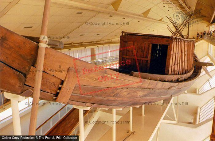 Photo of Geezeh, (Giza) Plateau, Solar Boat Of Khufu 2004