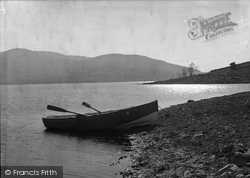 Gellilydan, Breese Point, Trawsfynydd Lake c.1935