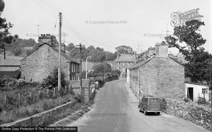 Photo of Gellilydan, The Village 1967