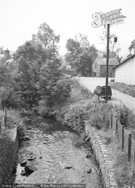 Photo of Gellilydan, The Village c.1967