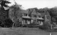 Georgeham, Pickwell Manor c1955