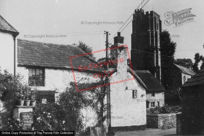 Georgeham, c1955