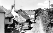 Georgeham, the Village c1960