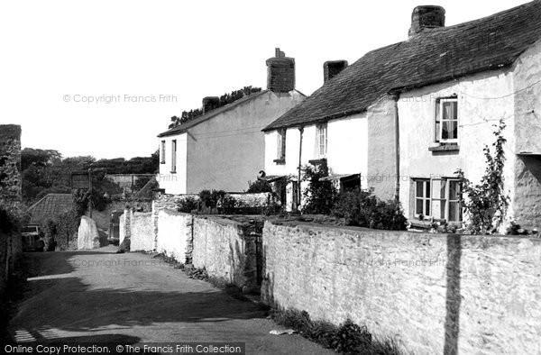 Georgeham, Village c1955