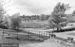 Gerrards Cross, Bulstrode Park From Camp Road c.1960