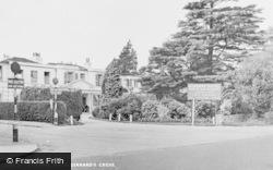 Gerrards Cross, Ethorpe Hotel c.1950