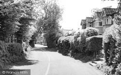 Gerrards Cross, Marsham Lane c.1965