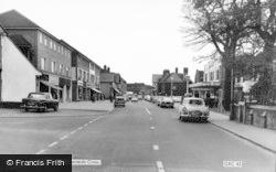 Gerrards Cross, Packhorse Road c.1965