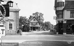 Gerrards Cross, South Park And Oak End Way c.1950