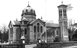Gerrards Cross, St James' Parish Church c.1965