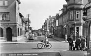 Gerrards Cross, Station Road c1950