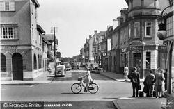 Gerrards Cross, Station Road c.1950