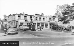 Gerrards Cross, The Ethorpe Hotel c.1965