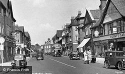 Gerrards Cross, The Highway c.1950