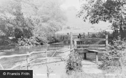 Gerrards Cross, The River Misbourne c.1950
