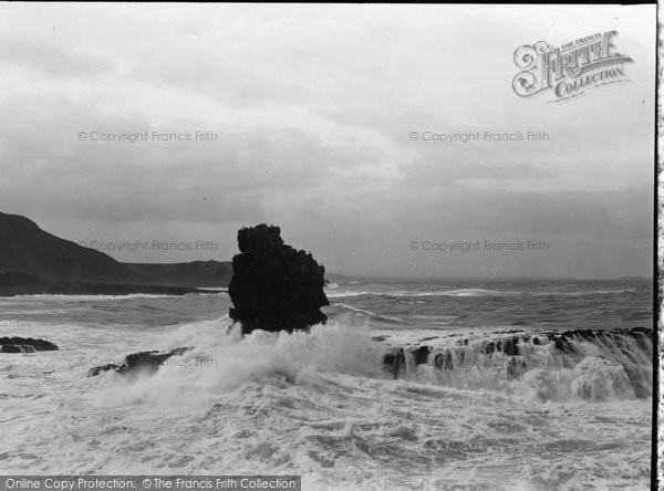 Photo of Giant's Causeway, c.1930