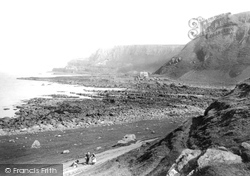 Giant's Causeway, Coastal View c.1897