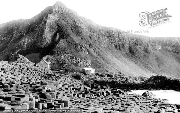 Photo of Giant's Causeway, From Grand Causeway 1897