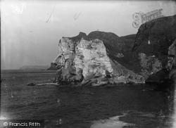 Giant's Causeway, Giant's Head c.1930