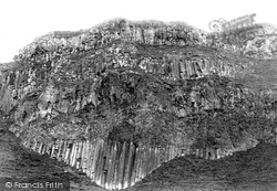 Giant's Causeway, Giants Organ 1897