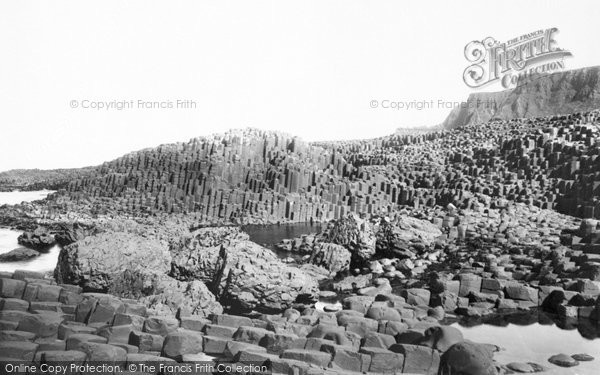 Photo of Giant's Causeway, Grand Causeway 1897