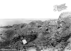 Giant's Causeway, The Giant's Well c.1897