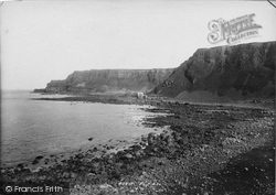 Giant's Causeway, The Headland 1897