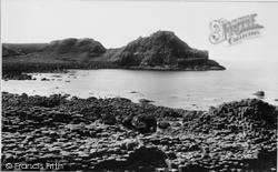 Giant's Causeway, The Steucans 1897