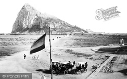 Gibraltar, c.1870