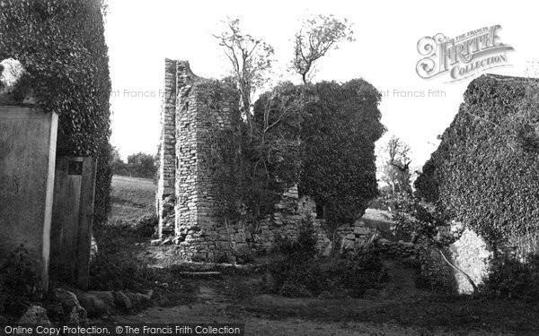 Photo of Gidleigh, Gidleigh Tower c.1871