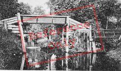 A Punt Load Of Reeds c.1930, Giethoorn