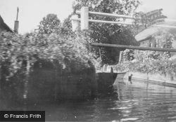 Canal c.1930, Giethoorn
