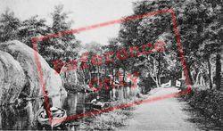 General View c.1930, Giethoorn