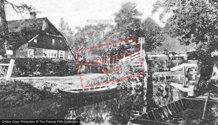 Photo of Giethoorn, General View c.1930