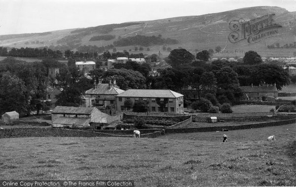 Photo of Giggleswick, Beck House c.1955